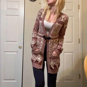 Oversized cozy Cardigan